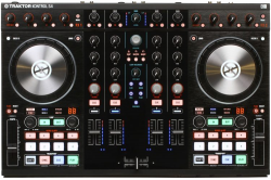Native Instrument Traktor S4 top