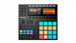 Native instr Maschine mkIII top