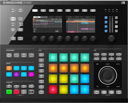 Native instr maschine top2